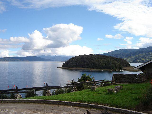 (IMAGENES) Laguna De La Cocha (por Experiencia Colombia)
