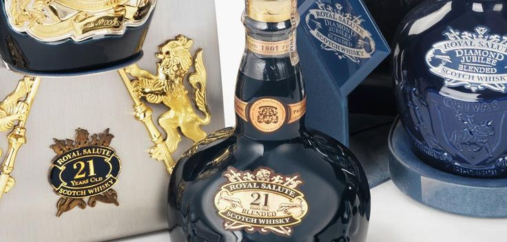 Decanters from Wade