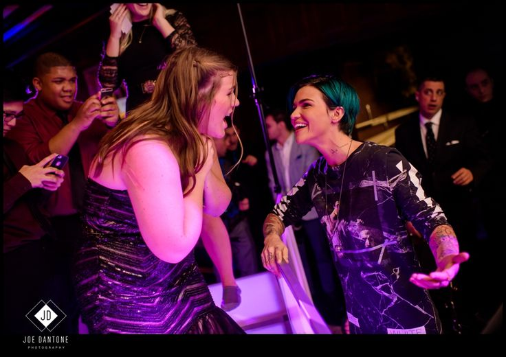A Sweet 16 with DJ Ruby Rose
