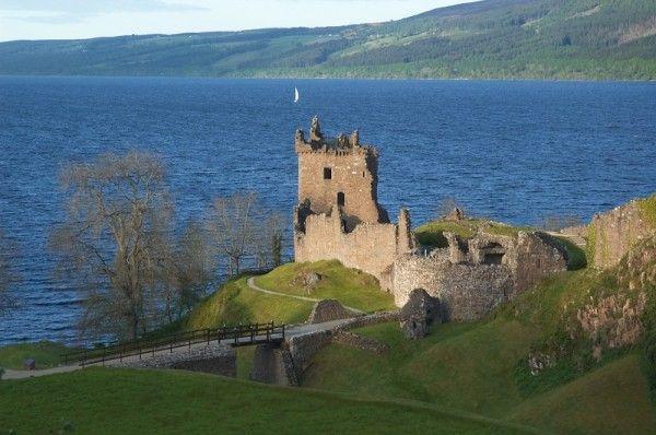 Замок Аркарт, Хайленд, Шотландия