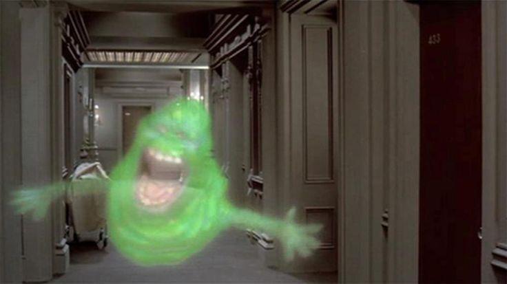 Slimer In Hotel Hallway Ghostbusters Love Pinterest