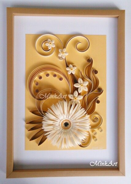 Quilling Art by MinkArt