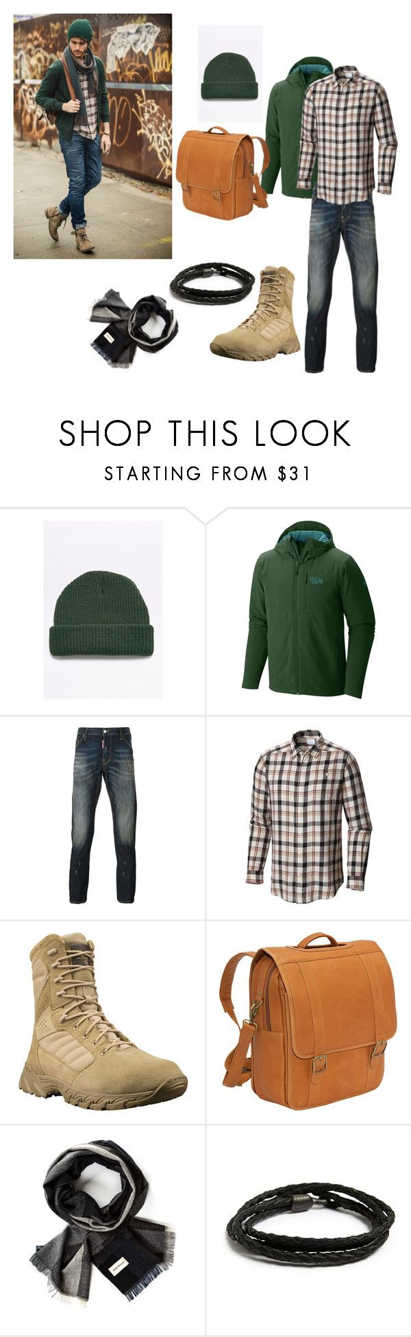 """""""Untitled #28"""" by sano15 ❤ liked on Polyvore featuring Urban Outfitters, Mountain Hardwear, Dsquared2, Columbia, Le Donne, Oliver Spencer, MIANSAI, men's fashion and menswear"""