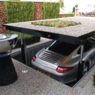 Cool garage