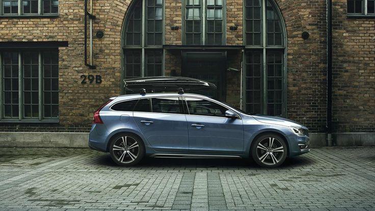 2016 Volvo V60 - Sports Wagon | Volvo Cars