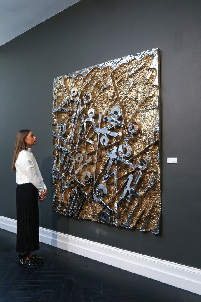 Current show featuring works by RETNA at Maddox Gallery London, 9 Maddox Street Oct 4th – 28th