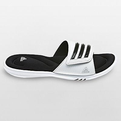 save off f164d fc5dd adidas slides kohls