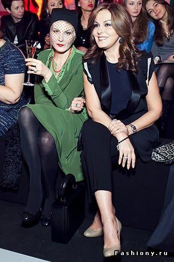 Renata Litvinova and Sati Spivakova OR