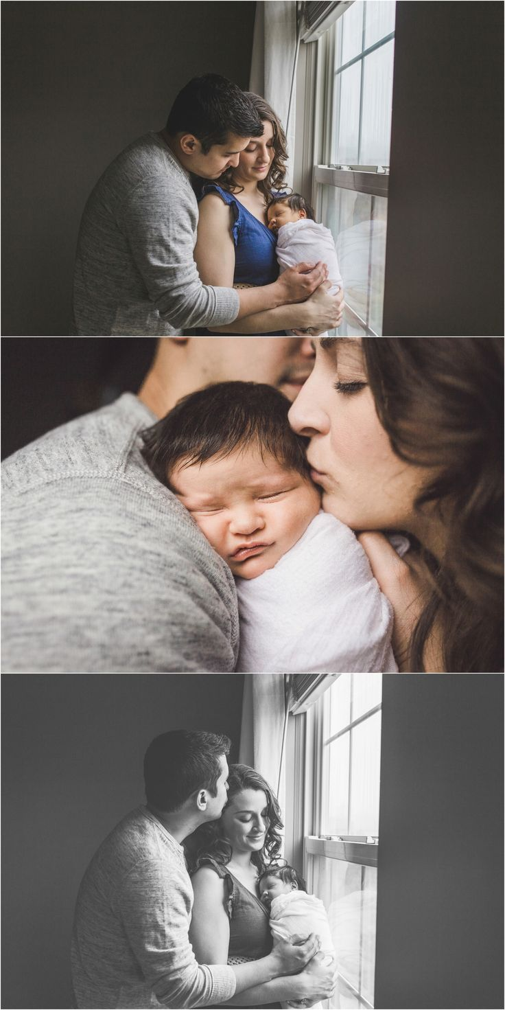 Seattle Lifestyle Newborn Photography