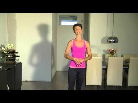Strakke benen en mooie billen dmv de Squat Challenge: 100 squats per dag.