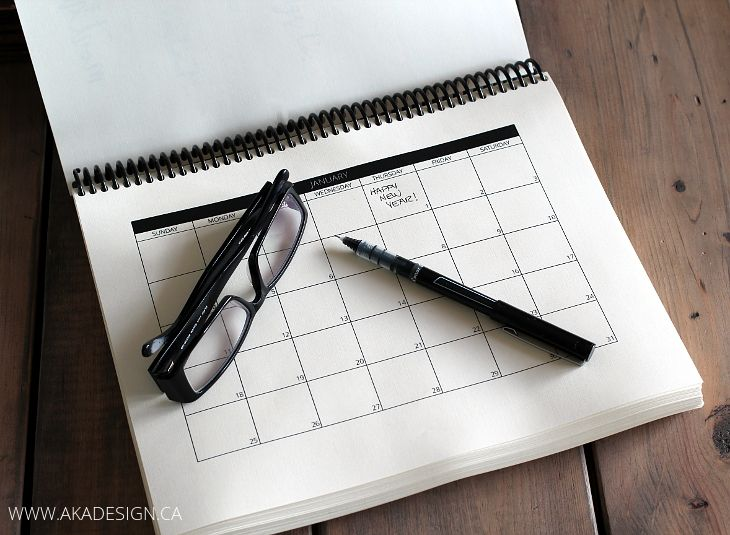 Blog Planner and Editorial Calendar (FREE PRINTABLE)
