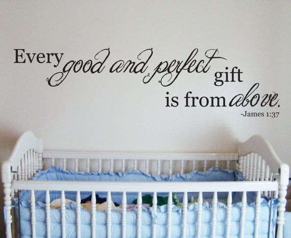 Wall Decor For Church Nursery : Ideas about church nursery decor on