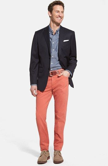 John W. Nordstrom® Suit & AG Pants  available at #Nordstrom #mens #fashion