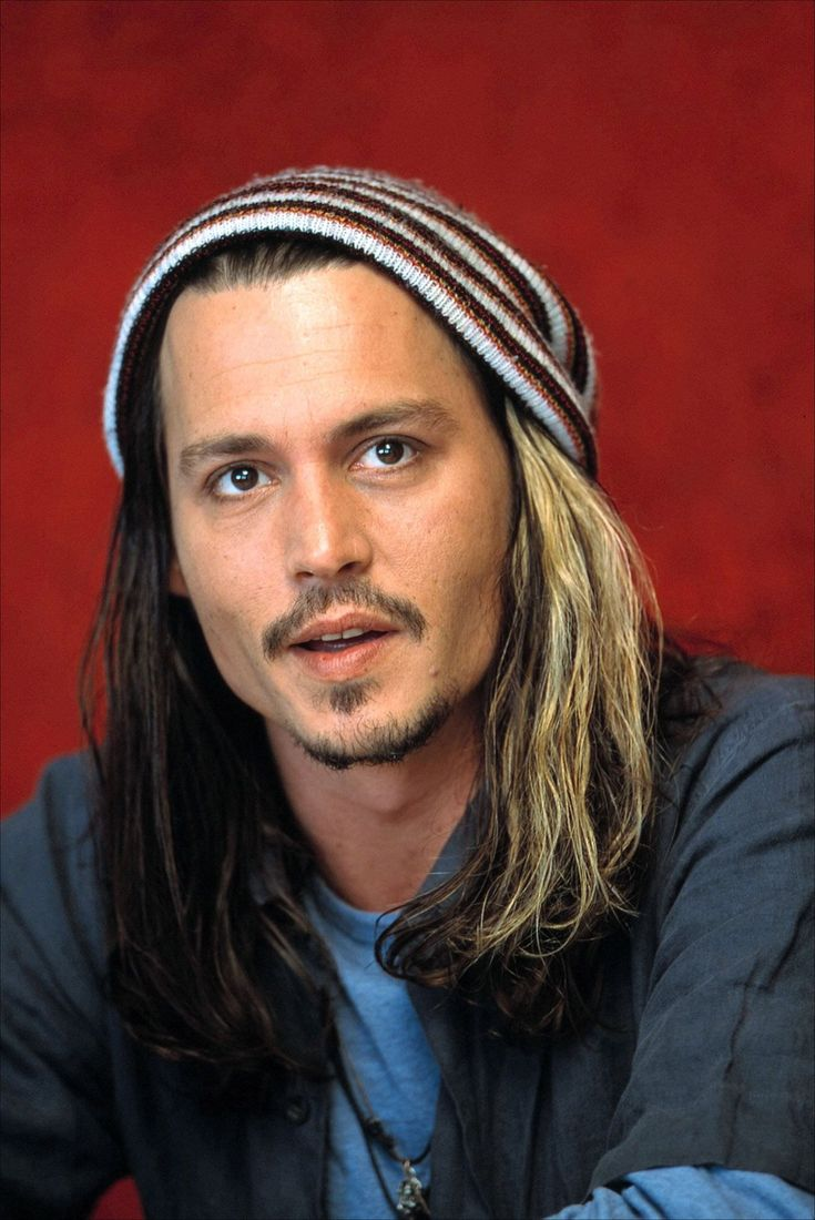 Johnny Depp - Press co...