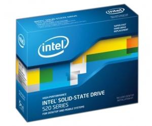 Intel SSD 520 Series - 240GB Solid State