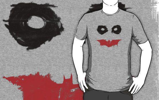 The Joker T-shirt Design