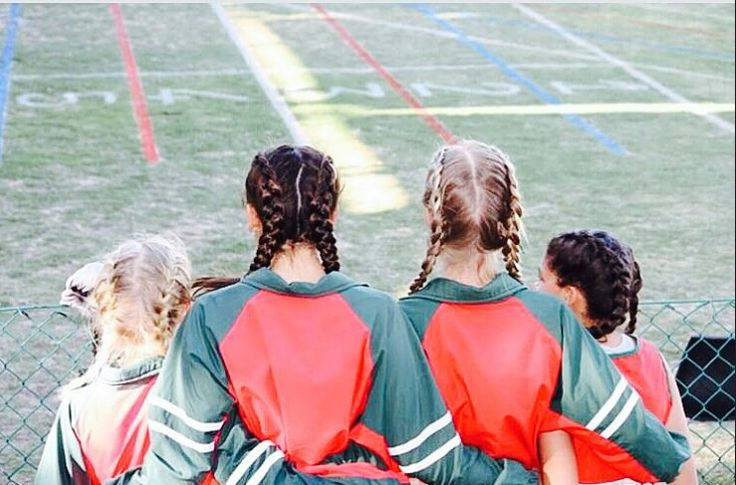 Follow #Helena Swart for more hairstyles #hairstyles for long hair #duch braid #sport hairstyles