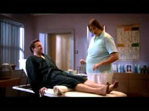Miranda Hart & Lee Mack in Not Going Out: Acupuncture (Warning: dialogue possibly NSFW)