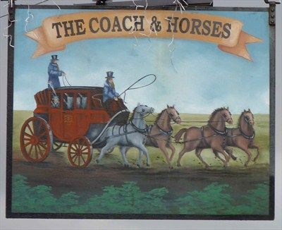 Coach and Horses - The Green, Stotfold, Bedfordshire, UK.