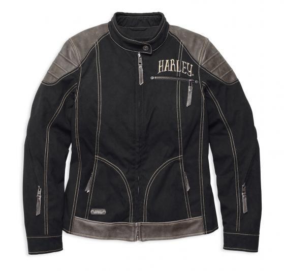 Harley-Davidson Damen Motorradjacke Baxley