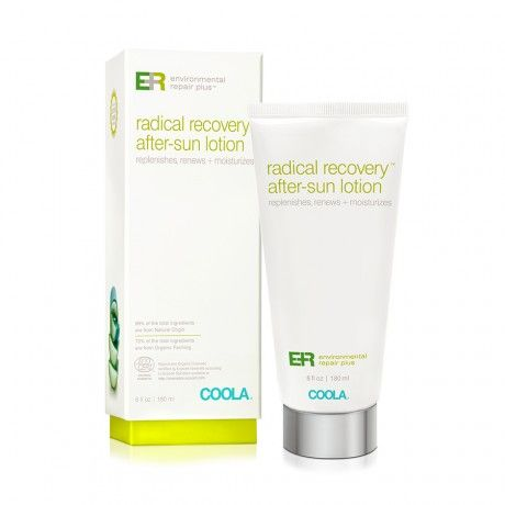 COOLA Environmental Repair Plus™ Radical Recovery™ After-Sun Lotion - I LOVE this and I need it!