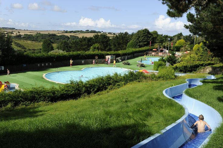 Newquay Holiday Park in Newquay, Cornwall