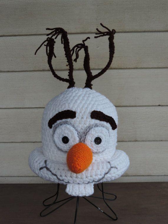 Knitting Pattern Olaf Hat : Best 25+ Crochet olaf ideas on Pinterest