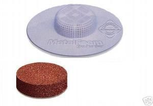 Metal Foam Purifier High Porosity Disc For Spas 1 pack