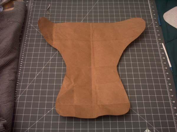 Homemade cloth diapers