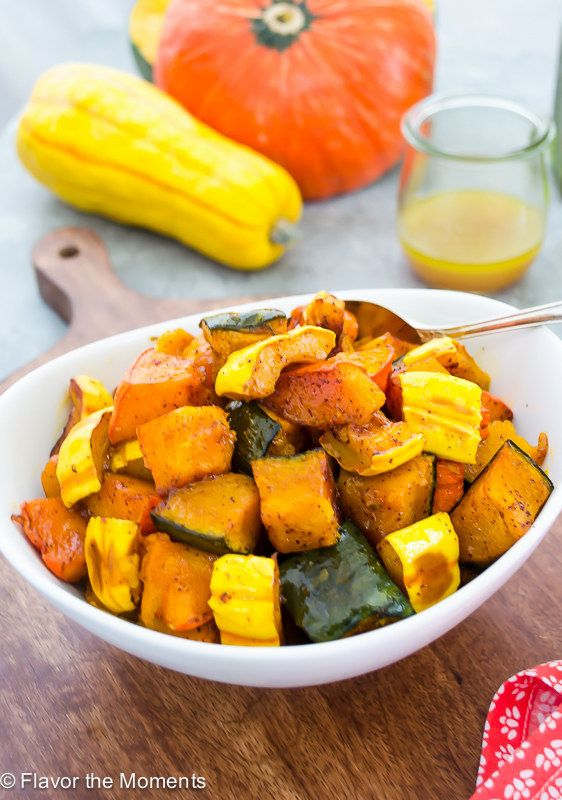 Chili Maple Roasted Winter Squash | Community Post: 21 Drool-Worthy Winter Squash Dishes You Need To Try