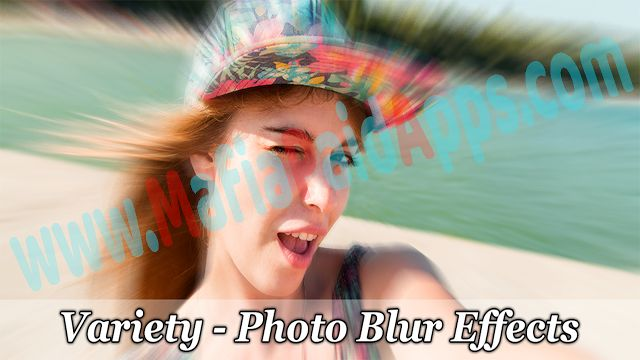 Photo Blur Effects - Variety Premium v1.4 Apk   Photo Blur Effects - Variety provides multiple blur effects to create amazingPhoto Focuspictures with just one touch.TRY NOW!!!  You can use variety of blur options to get the perfect blur and create focus effect on your images: -Motion Blur -Gaussian Blur -Line Blur -Box Blur -Pixel Blur  Photo Blur Effects - Variety is very easy to use app to create perfect focus by adjusting blur effect with slide-bar.  Just select the picture from your…