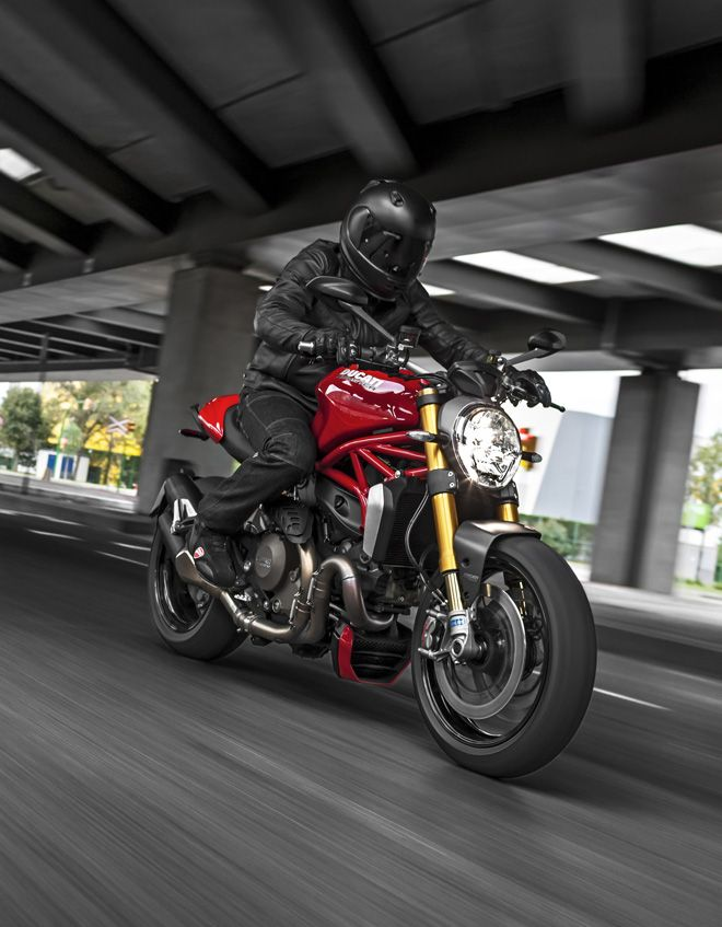2014 DUCATI MONSTER not a real big fan of these types but this bike is one bad bitch!