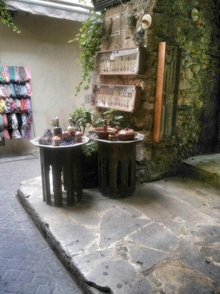 Chania traditional shop