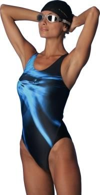 Купальный костюм сплошной в бассейн цена