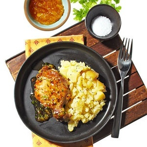 Simple dinner recipes recipes: Orange Chipotle Glaze, Recipe Foodstuff I Lov, Amazing Food, Simple Dinners Recipe, Food And Recipies, Foodstuff I Lov Lovabl Food, Seared Pork, Food That Mean Something, Pork Chops