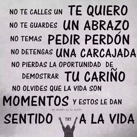 357 Best Frases Y Reflexiones Images On Pinterest Spanish Quotes