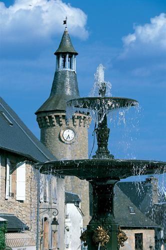 Meymac . Limousin. Nouvelle-Aquitaine
