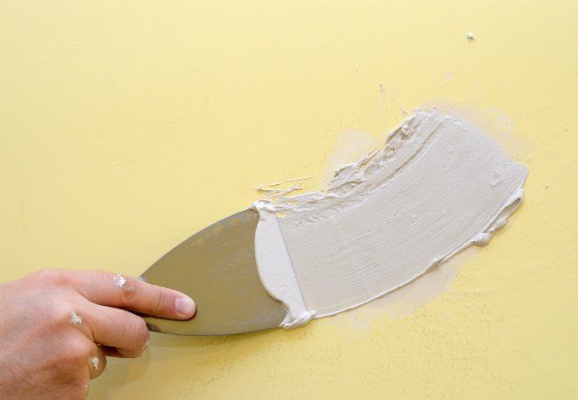 How To Spackle A Wall Spackle Home Repairs Diy Home Repair