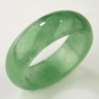 Solid Jade Ring Band