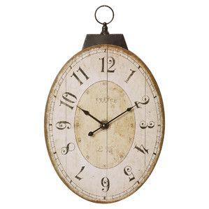 carro wall clock