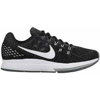 Sapatilhas+de+corrida+Nike+Running++Air+Zoom+Structure+19+Woman+Black+/+White+/+Dark+Grey+126.50+€