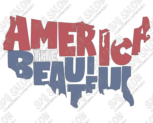 Map Pin In A Map Free Vector Instantshift Beautiful Free: America The Beautiful Map Cut File In SVG, EPS, DXF, JPG