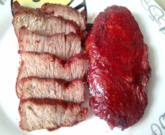 Buku Resep Emak: Babi Panggang Merah aka Pork Carsiew BBQ