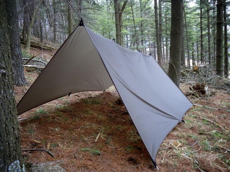 Tarp Tents For Backpacking : Best images about silnylon tarp on pinterest warm