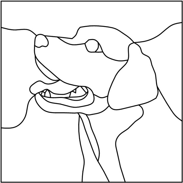 356 best Coloring - Dogs images on Pinterest   Animals, Dog ...