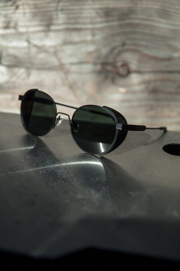 Han Kjøbenhavn - Green Outdoor, sunglasses, sun, glasses, timeless, classic, han kjobenhavn, trend, men, boy, women, girl, fashion, style, trend, 2017, accessories, face shape, 2016, outdoor, green, aviator, official,