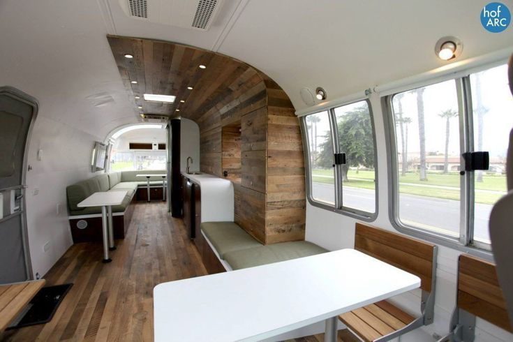 Kitchen:Airstream Trailer Floor Plans Mirror Cabinet Glass Backsplash Tiles Stove Pipe Over The Counter Microwave Delta Kitchen Faucets Propane Fire Pit Table 64 Amazing Mobile Homes Trailers Interiors #mobilehomekitchens