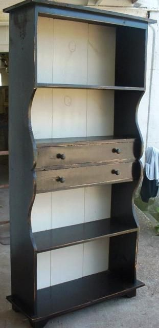 bookcase display rustic bookcase in 2019 pinterest bookcase rh pinterest com