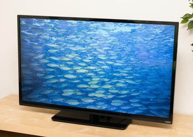 Vizio's cheap E-Series TVs are brimming with local dimming - CNET