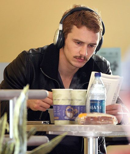 James franco writing